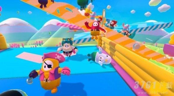 糖豆人4.5赛季更新:支持PC和PS4多人联机游戏