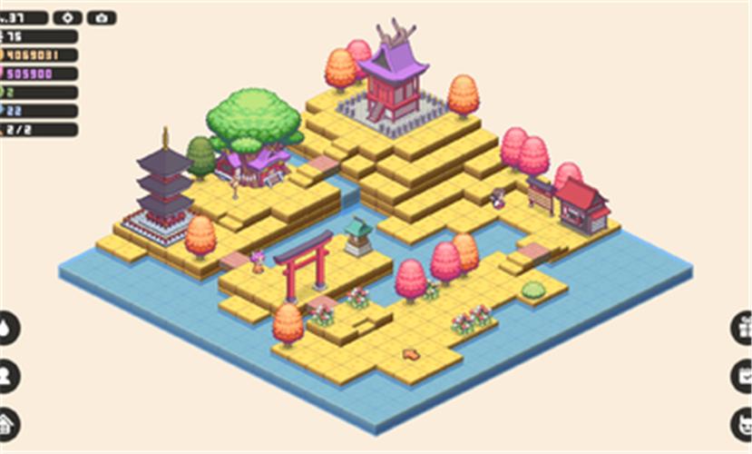 像素神庙截图