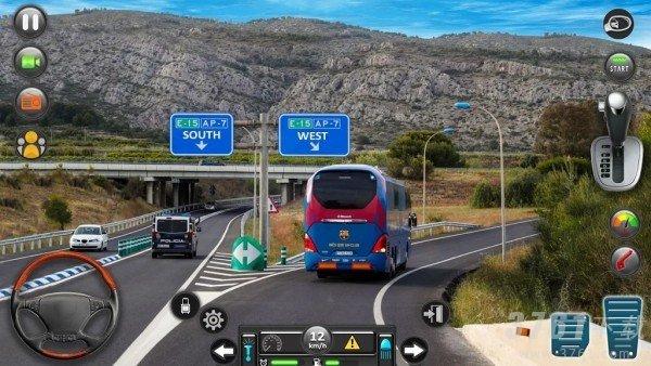 经典巴士模拟器