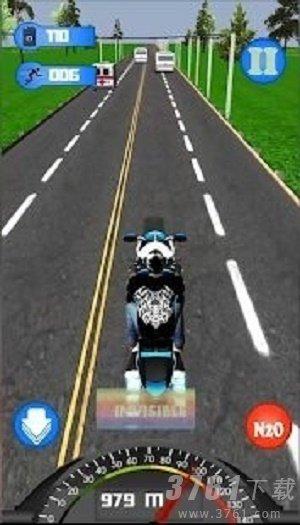 疾驰的速度街3D