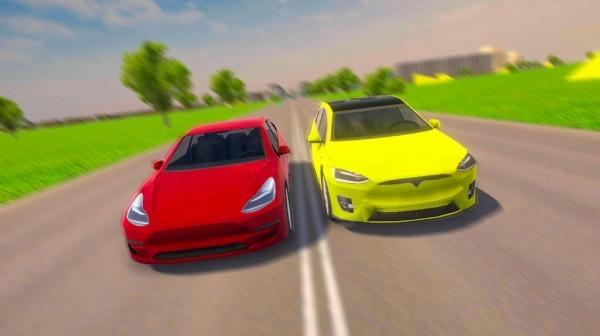 电动汽车城市竞技