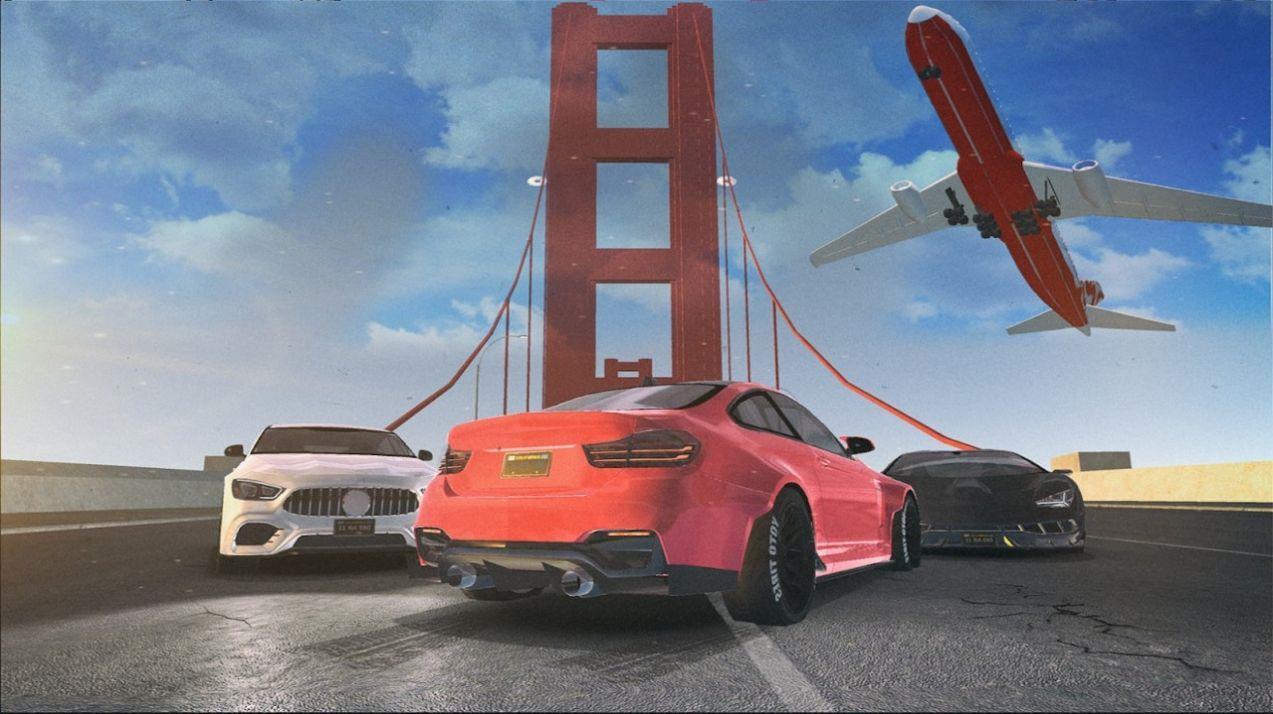 多停车场3D模拟器