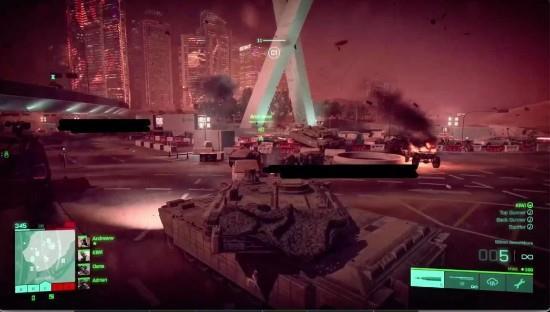都市坦克大战