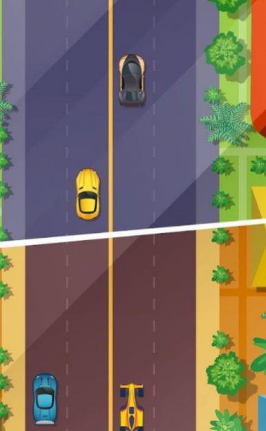 四驱车公路竞赛