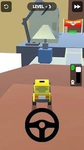 玩具车3D