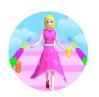 飞舞彩虹裙