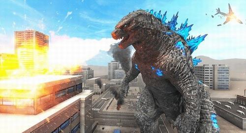 恐龙城市粉碎