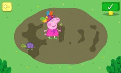 小猪佩奇金靴子