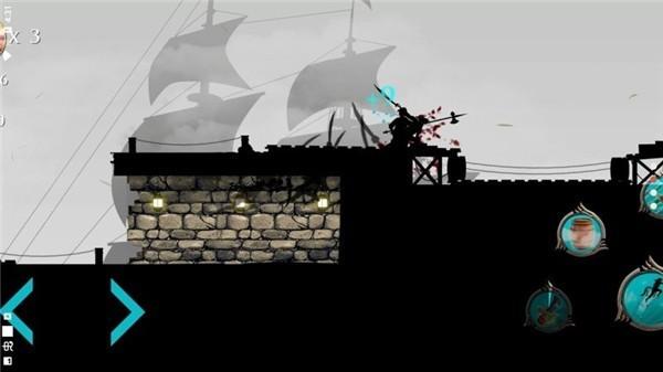 哦呵海盗船任务