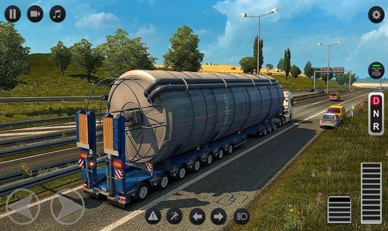汽车公路驾驶
