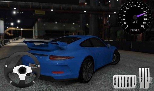 保时捷911模拟城市
