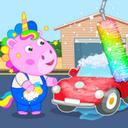 儿童洗车场