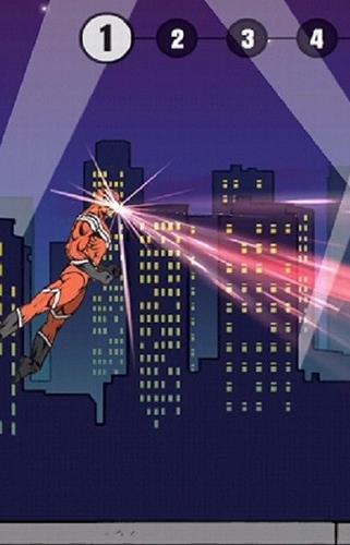 超级镭射英雄