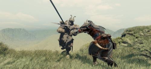 武士英雄之战
