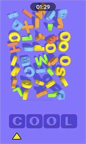 一起跳字母截图