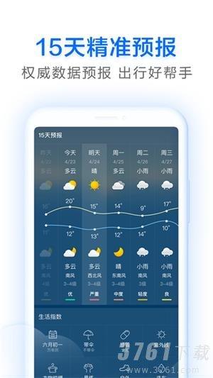 云猿天气预告