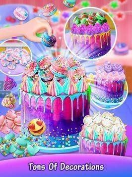 银河蛋糕截图