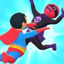超人飞行英雄