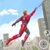 超级英雄飞行机器人男孩2