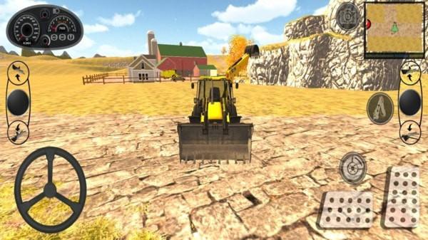 挖掘机操作员