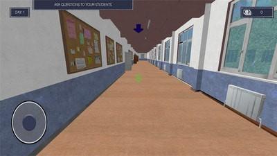 学校老师工作模拟器