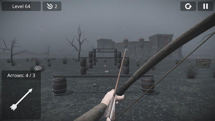 箭头中世纪射箭