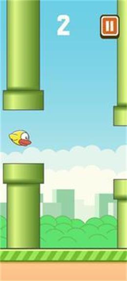 快乐小鸟飞行