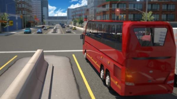 真实巴士驾驶模拟器