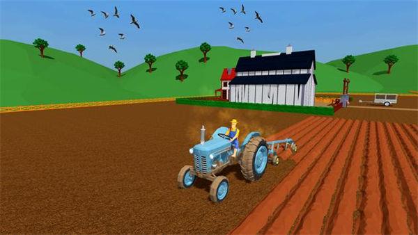虚拟农业模拟器
