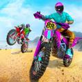 摩托车特技飘移竞速